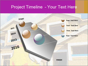 Finished House Construction PowerPoint Template - Slide 26