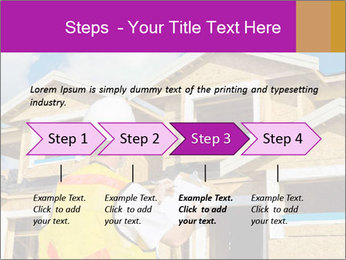 Finished House Construction PowerPoint Template - Slide 4