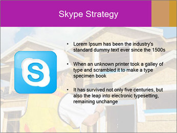 Finished House Construction PowerPoint Template - Slide 8