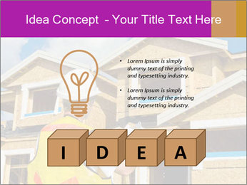 Finished House Construction PowerPoint Template - Slide 80