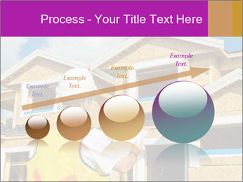 Finished House Construction PowerPoint Template - Slide 87