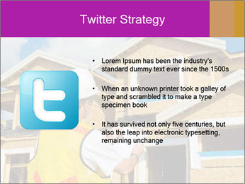 Finished House Construction PowerPoint Template - Slide 9