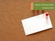Message Sticker PowerPoint Templates