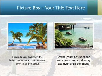 Rocks On Beach PowerPoint Template - Slide 18