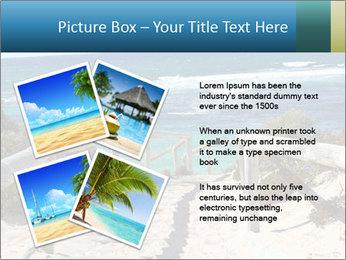 Rocks On Beach PowerPoint Template - Slide 23