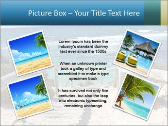 Rocks On Beach PowerPoint Template - Slide 24