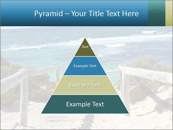 Rocks On Beach PowerPoint Template - Slide 30