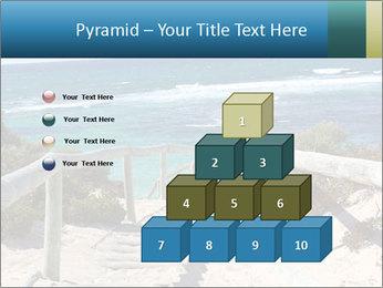 Rocks On Beach PowerPoint Template - Slide 31
