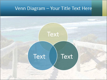 Rocks On Beach PowerPoint Template - Slide 33
