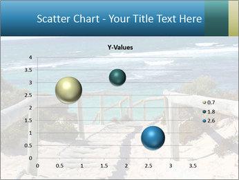 Rocks On Beach PowerPoint Template - Slide 49
