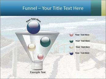 Rocks On Beach PowerPoint Template - Slide 63
