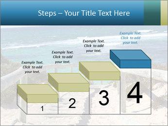 Rocks On Beach PowerPoint Template - Slide 64