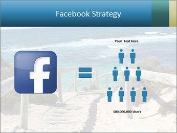 Rocks On Beach PowerPoint Template - Slide 7