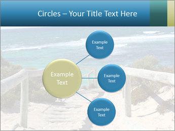 Rocks On Beach PowerPoint Template - Slide 79