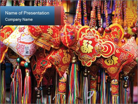 Carnival Market PowerPoint Template