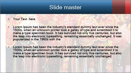 Carnival Market PowerPoint Template - Slide 2