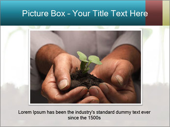 New Sprouts PowerPoint Template - Slide 16