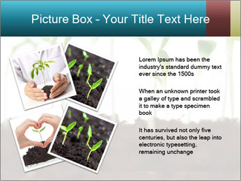 New Sprouts PowerPoint Template - Slide 23