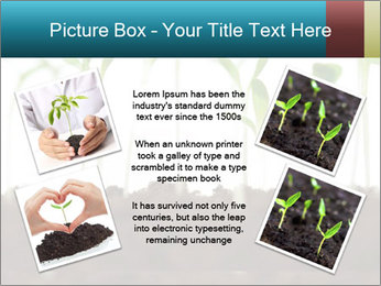 New Sprouts PowerPoint Template - Slide 24