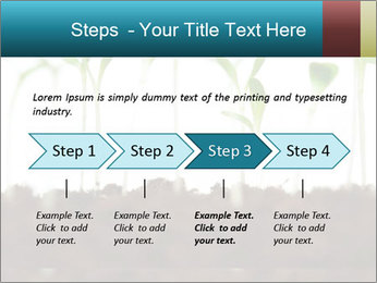 New Sprouts PowerPoint Template - Slide 4