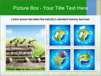 Fairytale With Ants PowerPoint Template - Slide 19