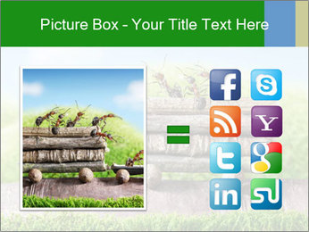 Fairytale With Ants PowerPoint Template - Slide 21