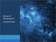 Astronomy Study PowerPoint Template