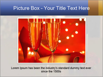 Romance And Two Glasses Of Wine PowerPoint Template - Slide 16
