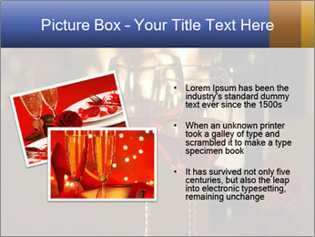 Romance And Two Glasses Of Wine PowerPoint Template - Slide 20