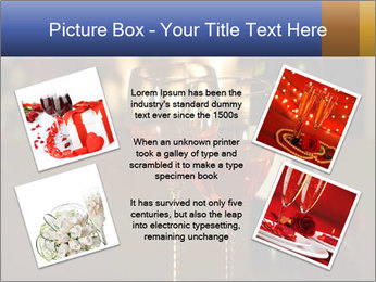 Romance And Two Glasses Of Wine PowerPoint Template - Slide 24