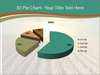 Sunrise In Wineyard PowerPoint Template - Slide 35