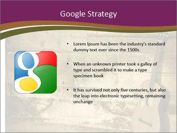 Old Fretboard PowerPoint Template - Slide 10