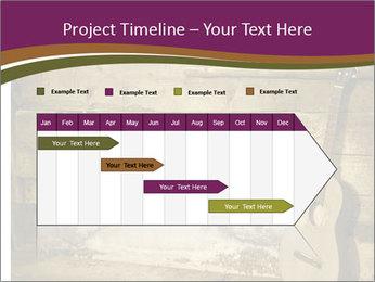 Old Fretboard PowerPoint Template - Slide 25