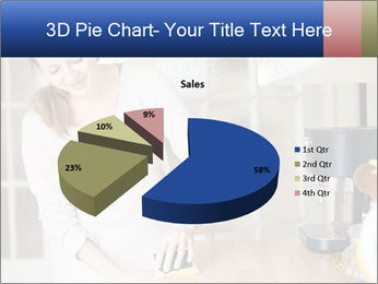 Mama In Kitchen PowerPoint Template - Slide 35