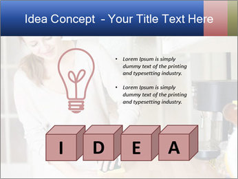 Mama In Kitchen PowerPoint Template - Slide 80