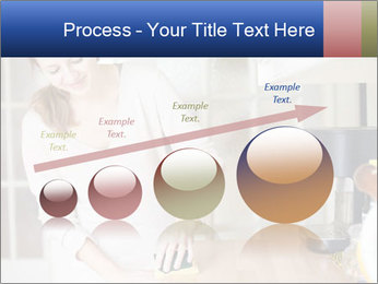 Mama In Kitchen PowerPoint Template - Slide 87
