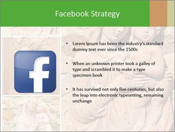Antique Saint Mary Art PowerPoint Template - Slide 6