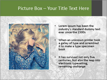 Black And White Fashion Schooting PowerPoint Template - Slide 13