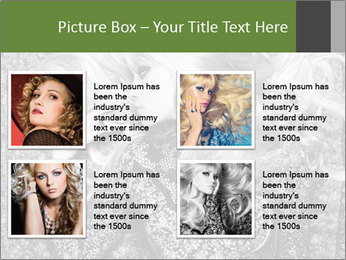 Black And White Fashion Schooting PowerPoint Template - Slide 14