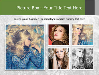 Black And White Fashion Schooting PowerPoint Template - Slide 19