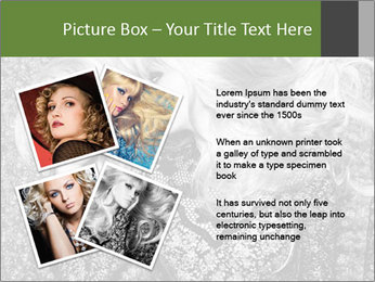 Black And White Fashion Schooting PowerPoint Template - Slide 23
