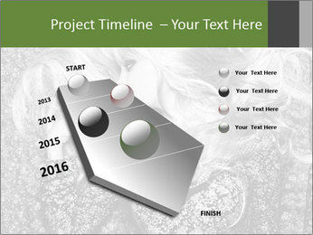 Black And White Fashion Schooting PowerPoint Template - Slide 26