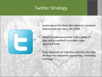 Black And White Fashion Schooting PowerPoint Template - Slide 9