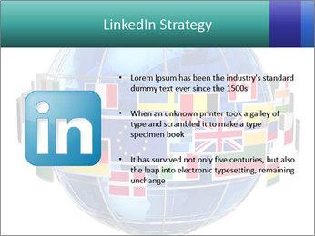 Global World PowerPoint Template - Slide 12