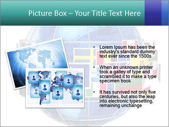 Global World PowerPoint Template - Slide 20