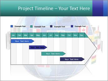 Global World PowerPoint Template - Slide 25