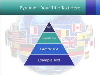 Global World PowerPoint Template - Slide 30