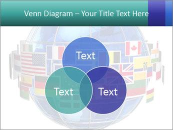 Global World PowerPoint Template - Slide 33