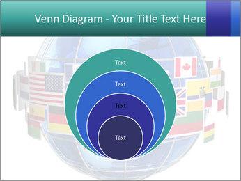 Global World PowerPoint Template - Slide 34