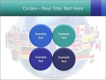 Global World PowerPoint Template - Slide 38